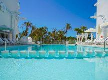 Five Flowers Formentera piscina