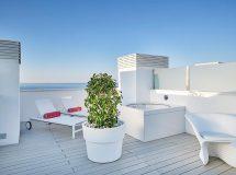 Five Flowers Formentera terraza