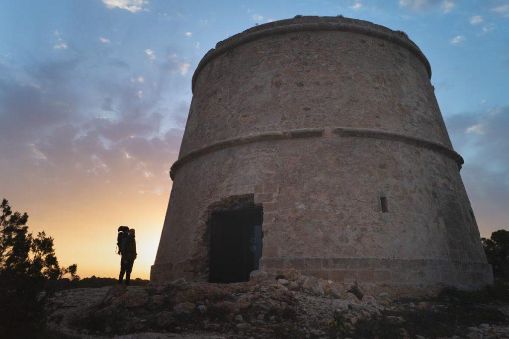 Torre des Pí des Català, en Migjorn