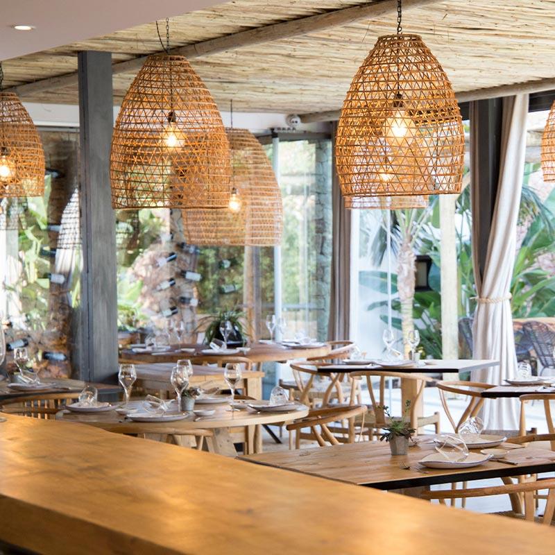 Restaurante Can Pascual, interior