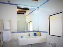 Casa rural Alessandra 1. Baño