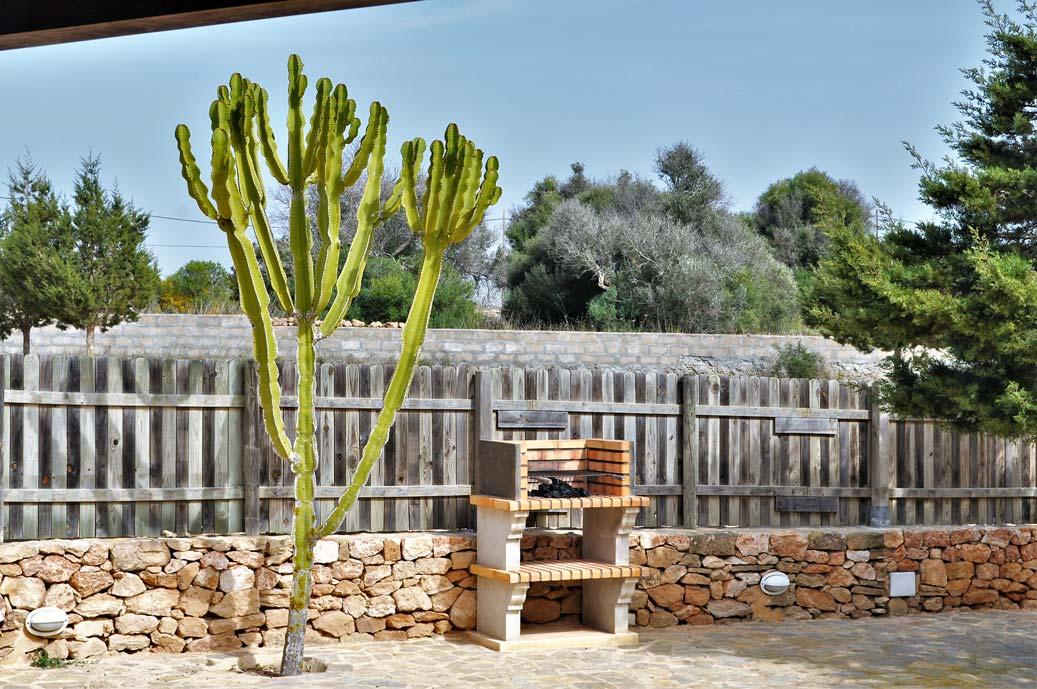 Casa rural Alessandra 1, barbacoa