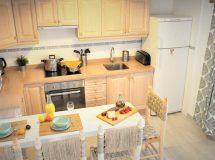 Casa rural Alessandra 1, cocina