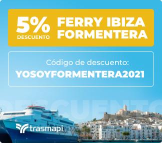 Ferry Ibiza Formentera 2021