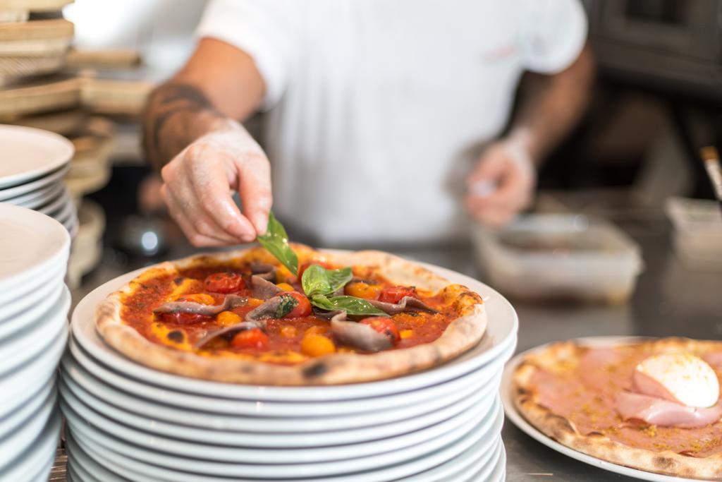 Pizzería restaurante Café del Lago en Formentera