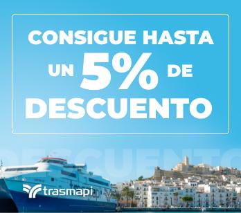 Descuento en ferry Ibiza Formentera