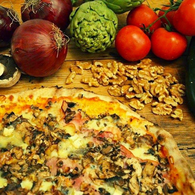Pizzería Macondo en Formentera
